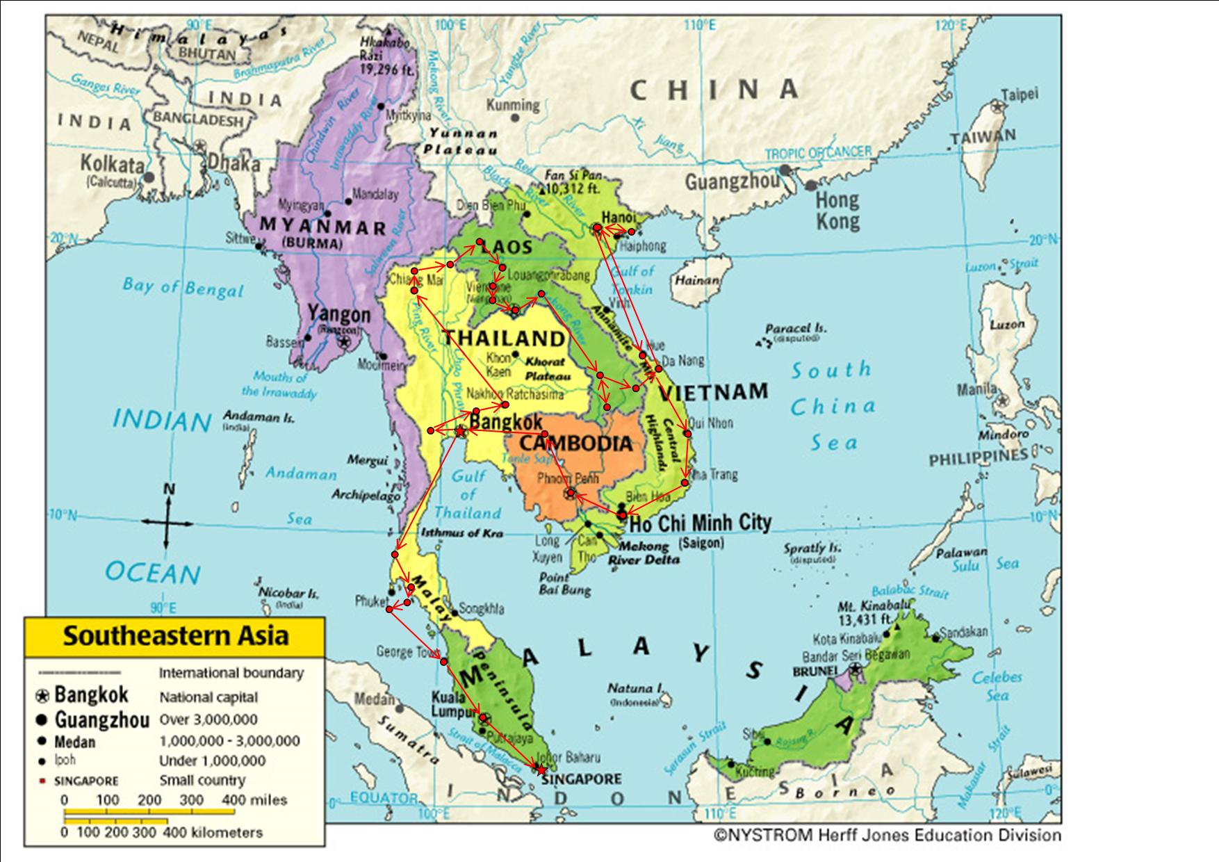 History of Southeast Asia Britannicacom