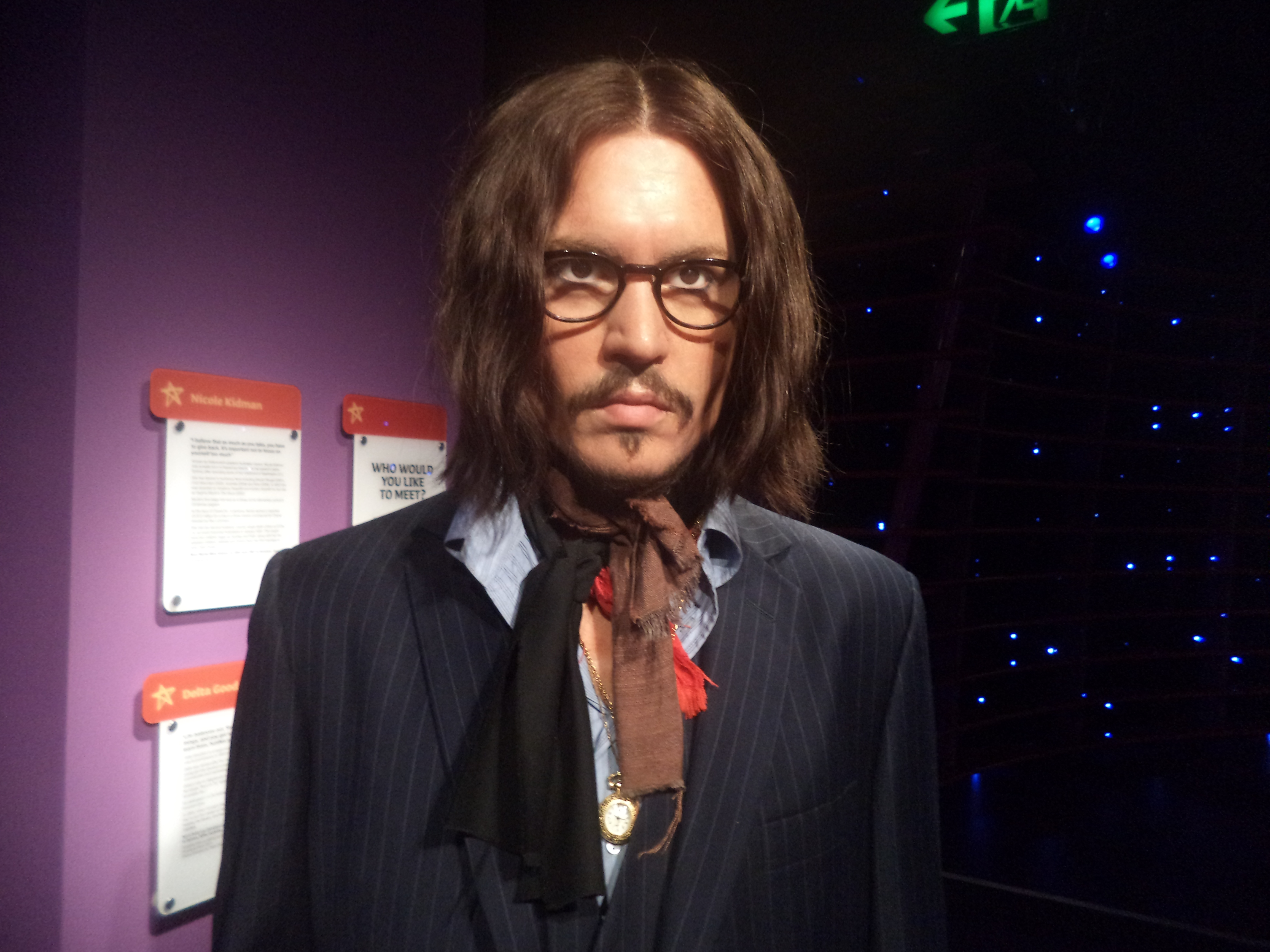 Terror at the Wax Museum!!! | Ramblings and Observations
